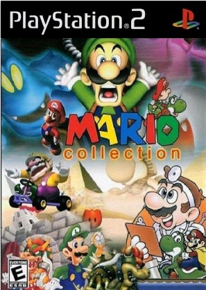 ALL STAR Mario Collection *