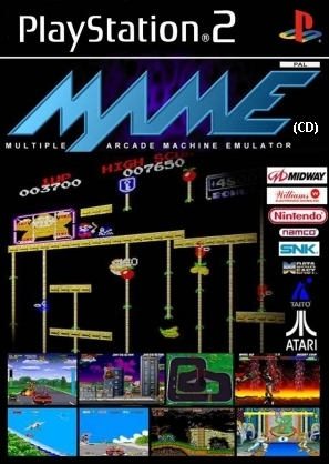 M.A.M.E´MAME ARCADE MACHINE EMULATOR COLLECTION *