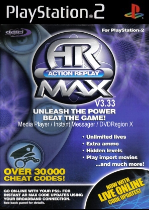 Action Replay Max Evo V3.33 *